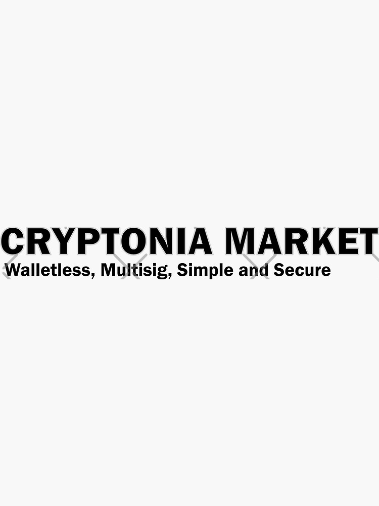 Cryptonia Market! by willpate