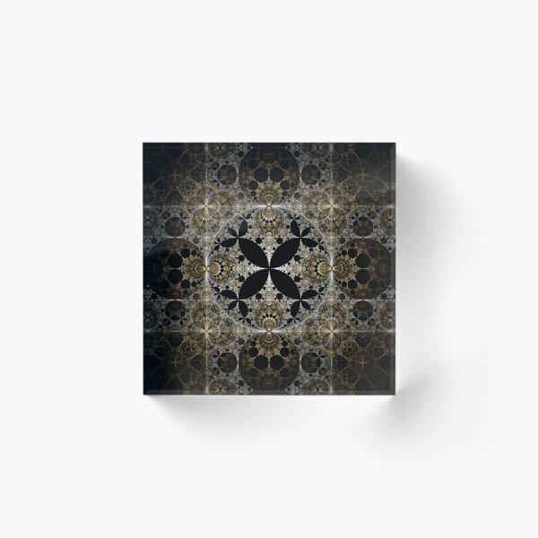 Galilean Tile Acrylic Block
