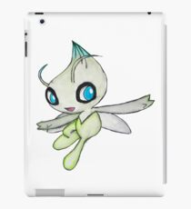 Celebi Pokemon  iPad Case/Skin