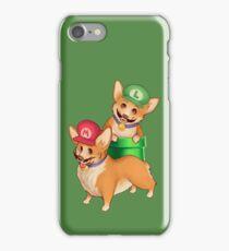 Plumber Pups iPhone Case/Skin