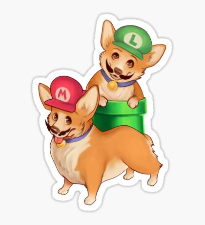 Plumber Pups Sticker