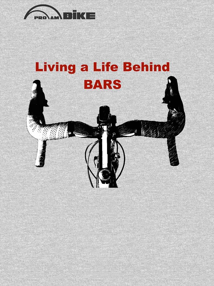 Cycling T Shirt - Life Behind Bars | Unisex T-Shirt