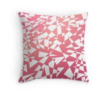 jumble of triangles in red auf Redbubble von pASob-dESIGN