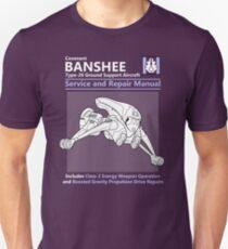 Banshee Service and Repair Manual Unisex T-Shirt
