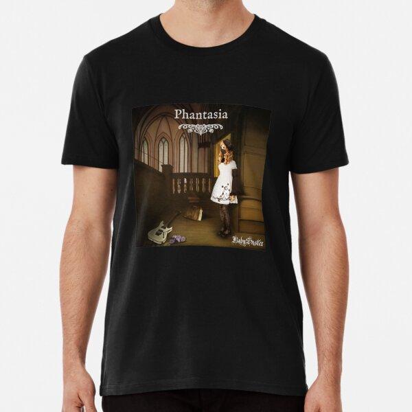 BabySaster - Lolita Guitar Project -「Phantasia」 Premium T-Shirt