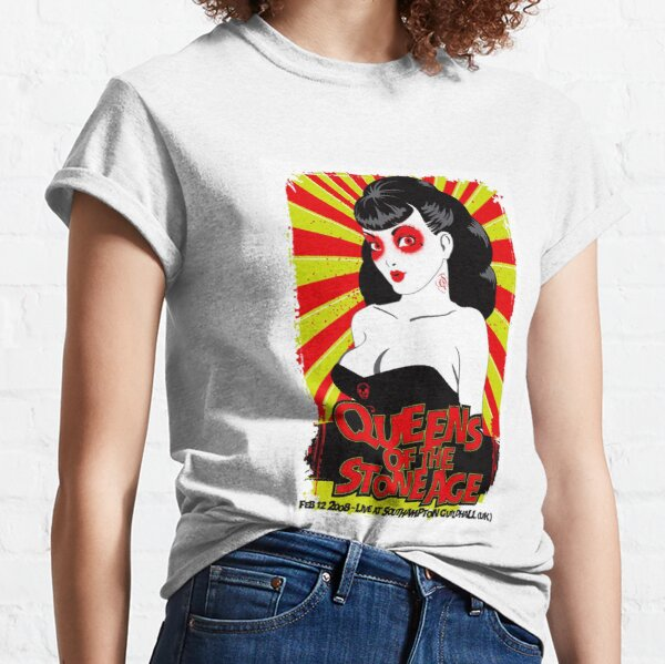 Queens of the stone age Poster 2008 Classic T-Shirt