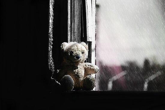 Left Inside Alone by Malena Fryar