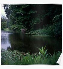 Willow Lake Poster