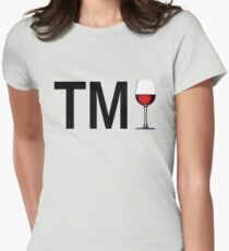 TM Wine (Black Ink/Red Wine) T-Shirt