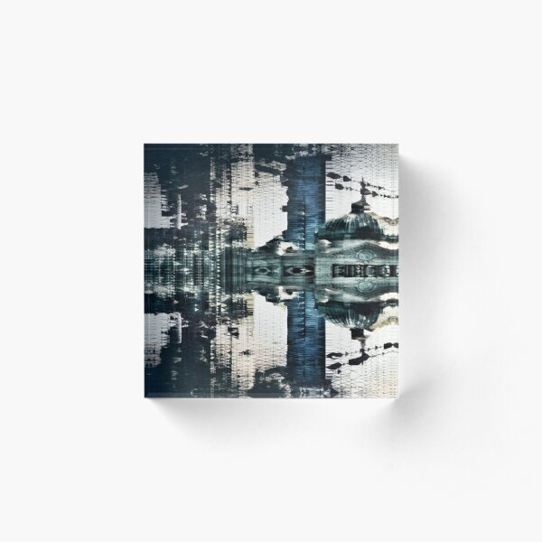 0163 Flinders Acrylic Block