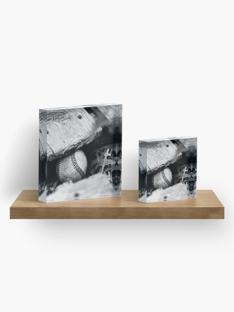 Alternate view of I Found You Acrylic Block