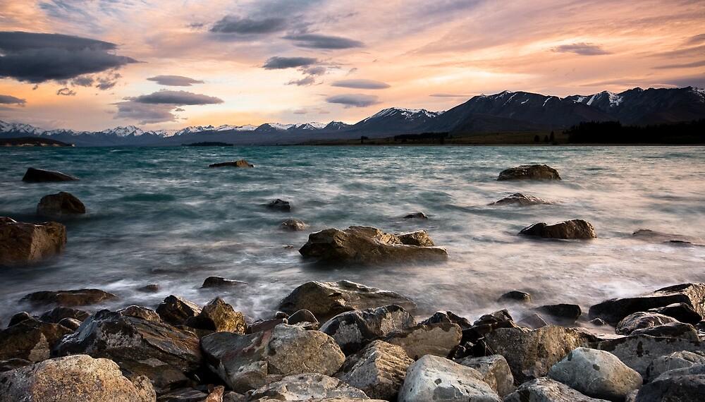 Lake Tekapo by Thomas Young
