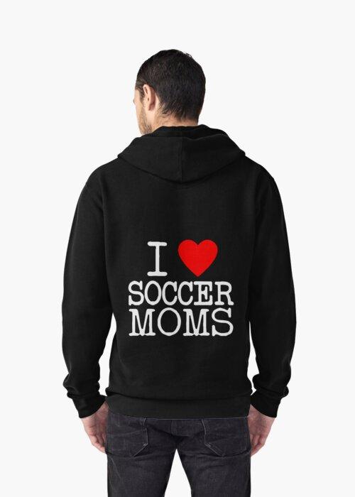 I Heart Soccer Moms by MiniMumma