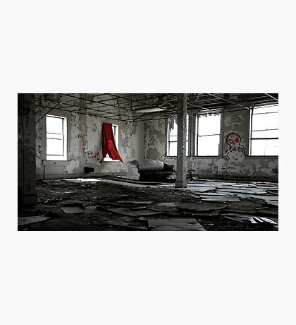 Detroit Vacancy Photographic Print