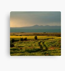 Bellarine Peninsula Canvas Print