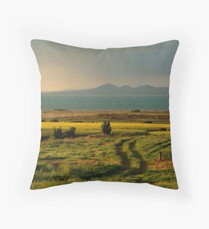 Bellarine Peninsula Throw Pillow