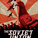 THE SOVIET UNION SHALL RISE AGAIN!  by Joshua  Draffin