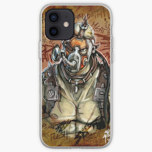 Psycho iPhone Soft Case