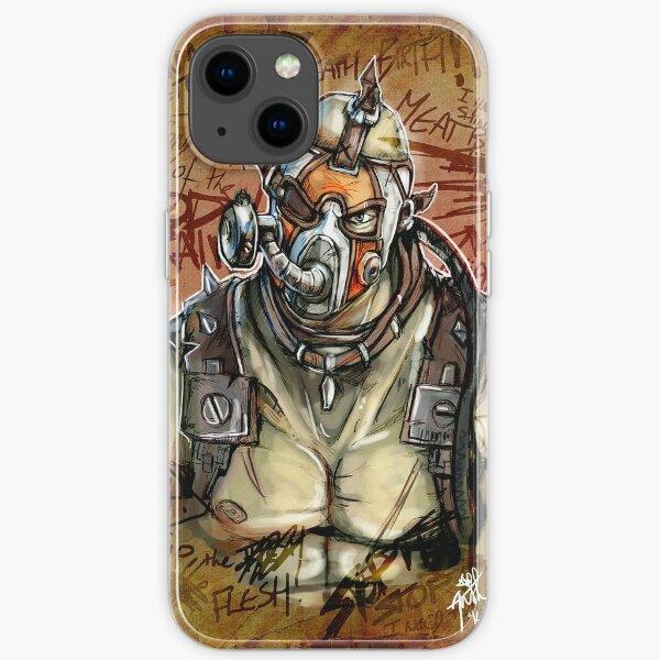 Psycho iPhone Soft Case