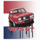 Mini 1275 GT by Steve Harvey