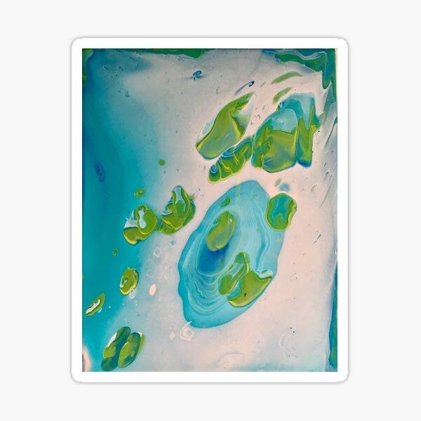Lily Pad Sticker