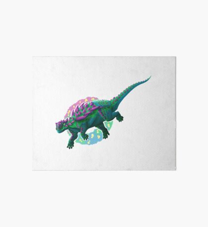 Polacanthus (without text)  Art Board Print