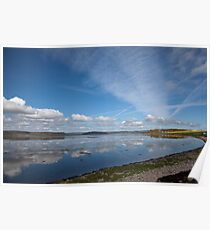 Moray Firth From Allanfearn Poster