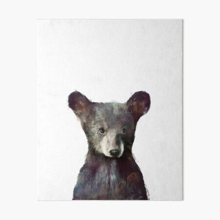 Little Bear Art Board Print
