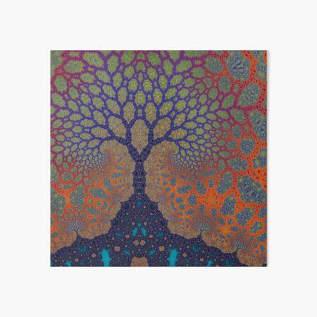 Inner Life of a Tree Art Board Print