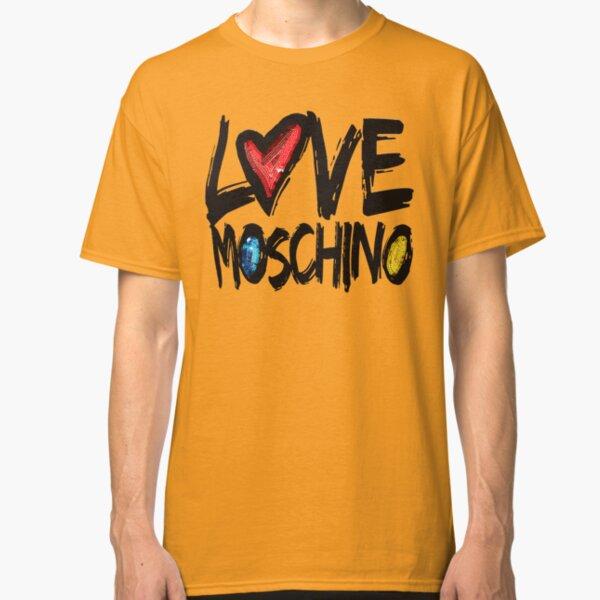 LOVE MOSCHINO LOGO Classic T-Shirt