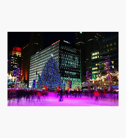 Made In Detroit  -  Campus Martius Park Photographic Print