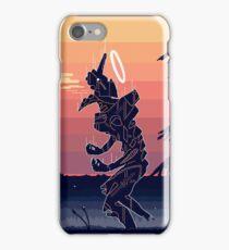 Pixel Art Eva iPhone Case/Skin