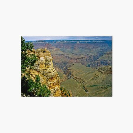 The Grand Canyon Series  - 3 It Keeps Going Art Board Print
