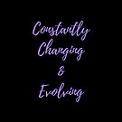 Constantly changing by TheBackyardYogi