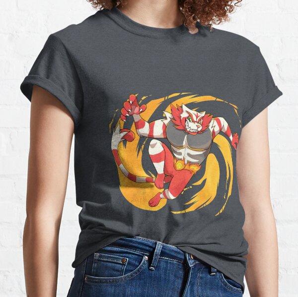 Shiny Incineroar Classic T-Shirt