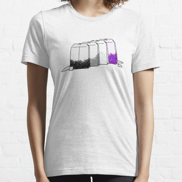 Asexualitea Essential T-Shirt