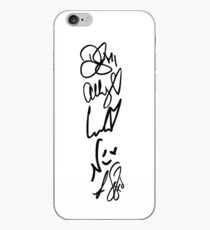 Fifth Harmony signatures iPhone Case