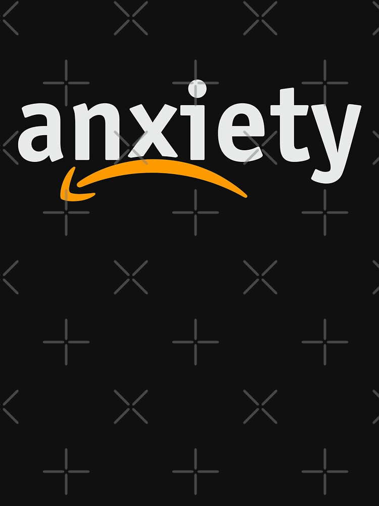 Anxiety Amazon Logo by xDeluxe