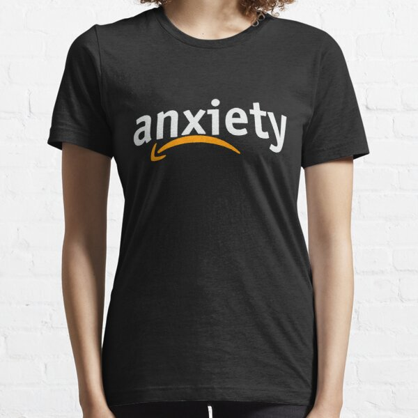 Anxiety Amazon Logo Essential T-Shirt