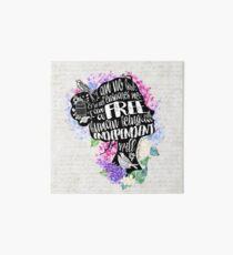 Jane Eyre - No Bird Art Board Print