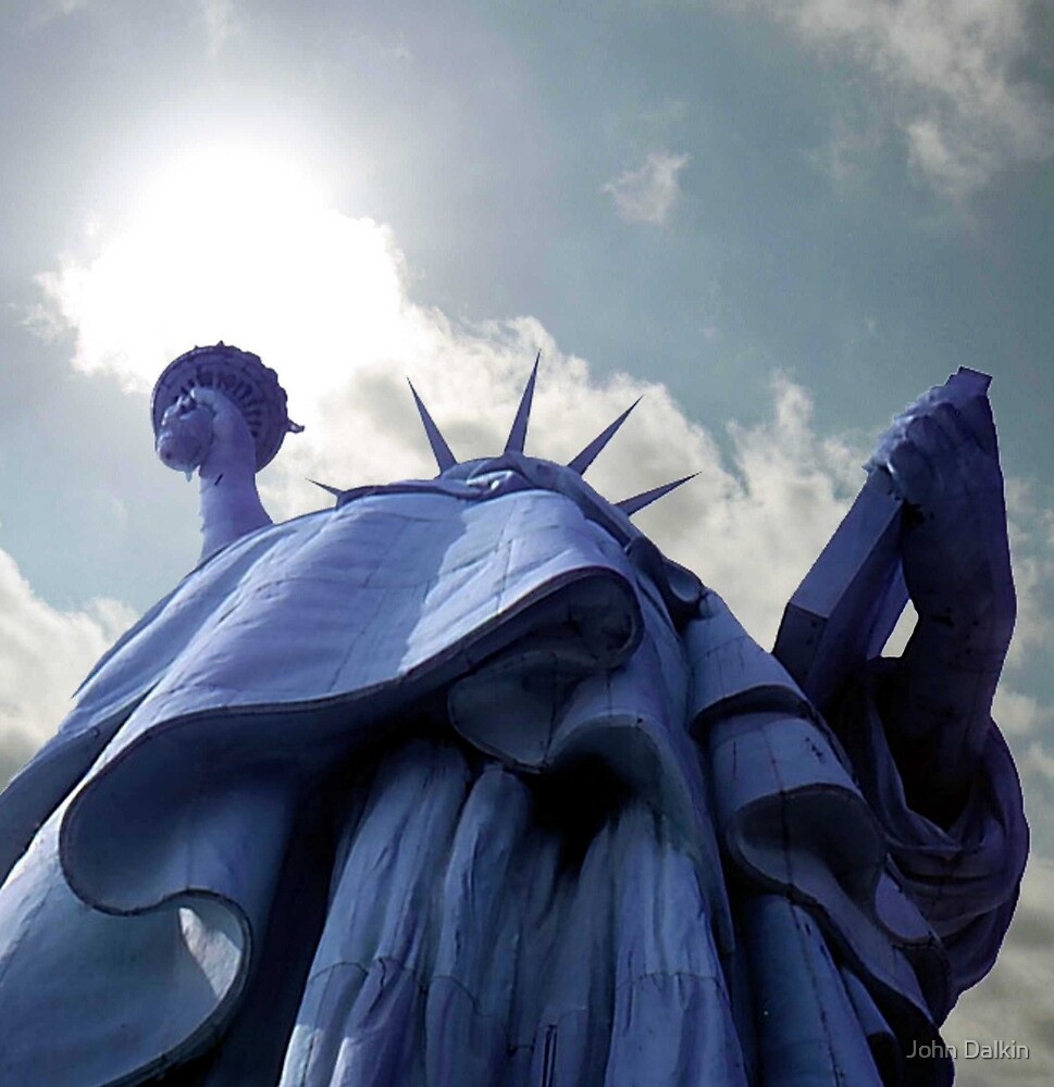 Flame of Liberty by John Dalkin