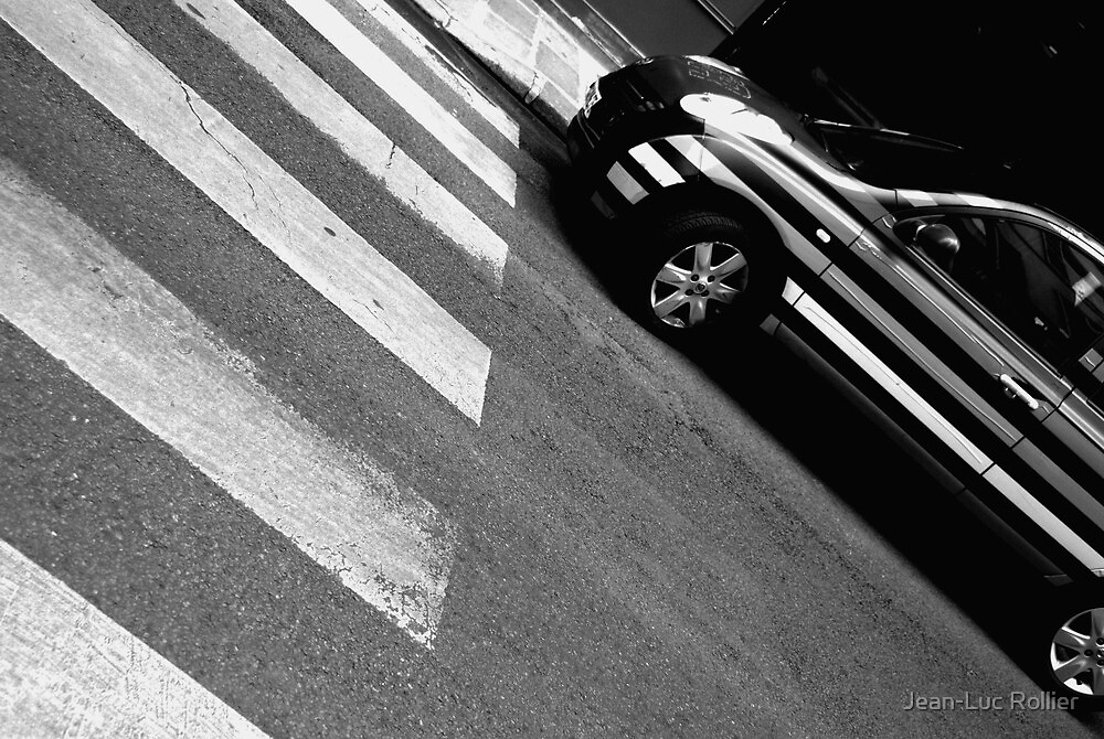 Crosswalk by Jean-Luc Rollier