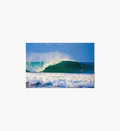 13th beach Galeriedruck