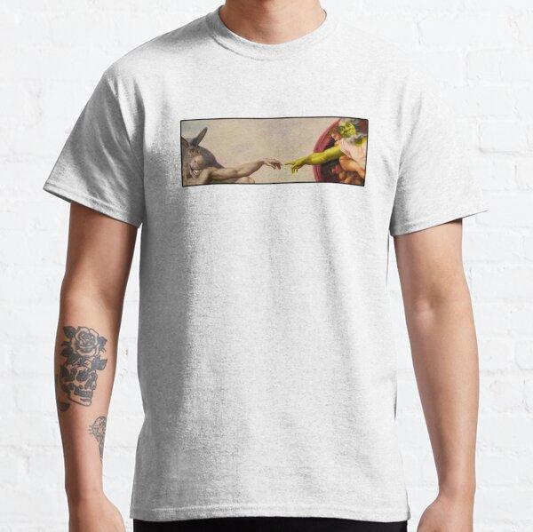 Shrek mains de Dieu T-shirt classique