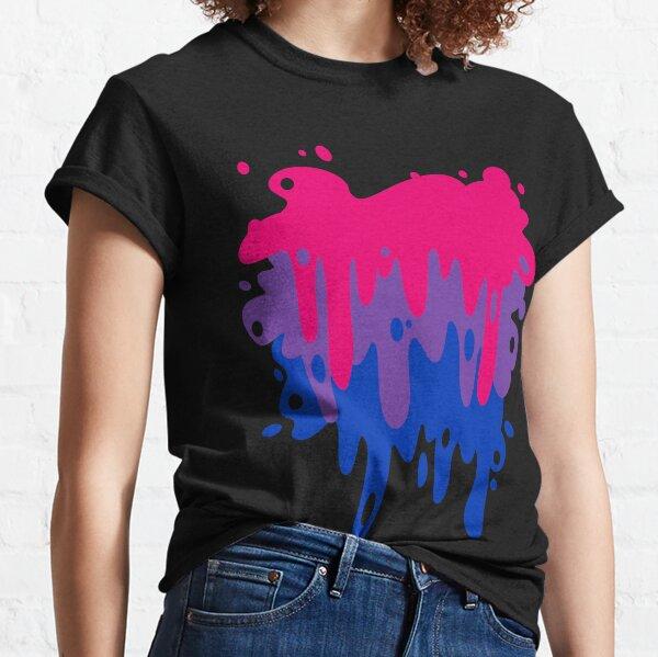 Bi Pride Goop Classic T-Shirt