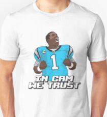 In Cam We Trust - 16 bit Edition T-Shirt