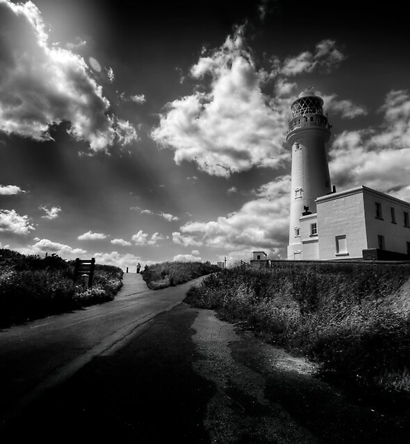 Flamborough Lighthouse by springwatcher