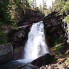 Baring Falls by Borror