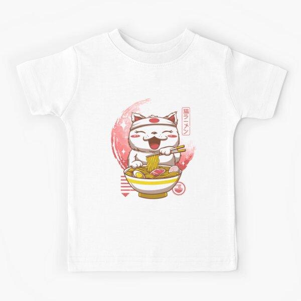 Neko Ramen Kids T-Shirt
