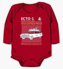 ECTO-1 Service and Repair Manual One Piece - Long Sleeve